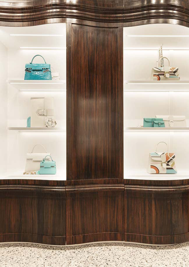 Delvaux opens its first Italian boutique in Milan