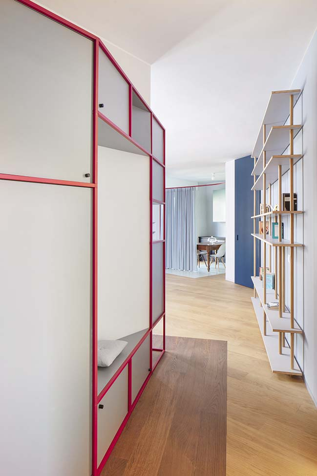 Sheet Apartment in Milano by ITCH studio
