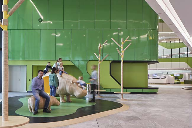 Perth Children's Hospital by Cox Architecture