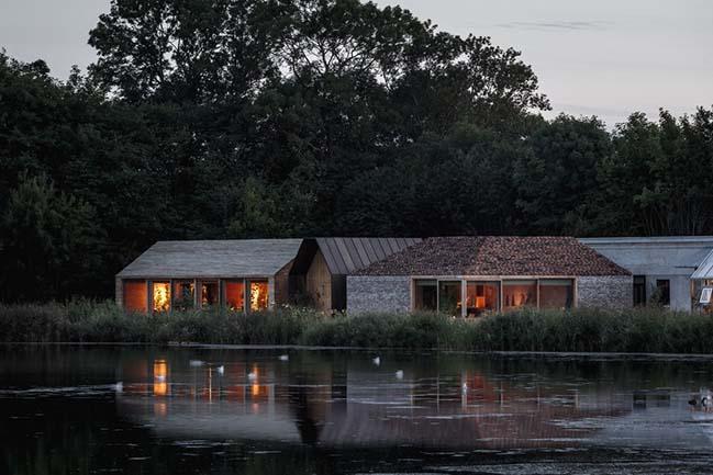Noma 2.0 - A Restaurant Village Designed by Bjarke Ingels Group