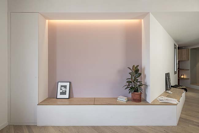 T111 Apartment in Barcelona by CaSA