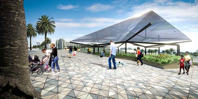 Heart of St Kilda by Perversi-Brooks Architects