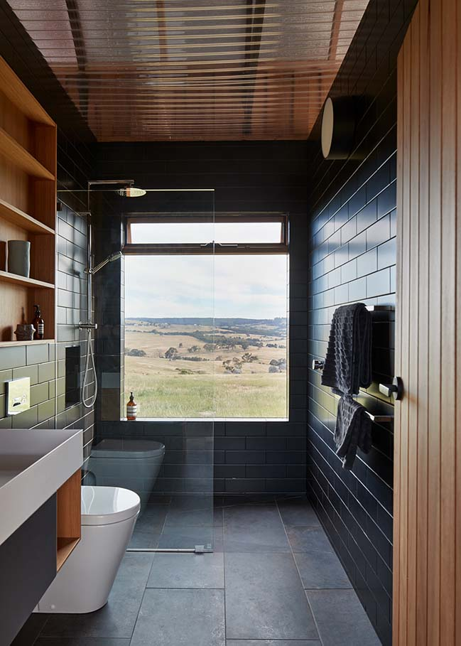 Nulla Vale House and Shed by MRTN Architects