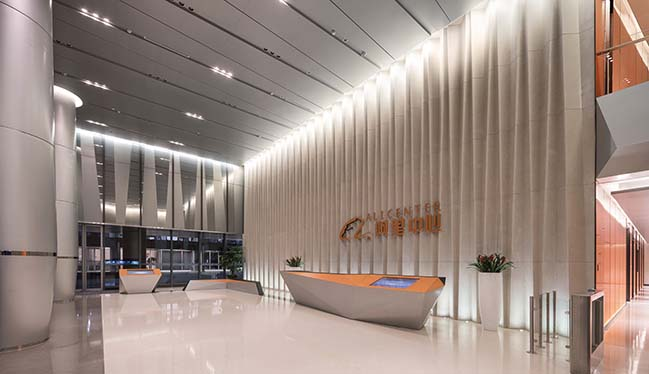 Benoy completes first scheme with Alibaba - Ali Centre in Shanghai