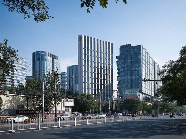 Chao Hotel Beijing in a New Cloak by gmp Architects