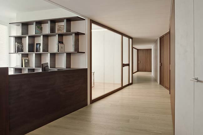 12 Lawyers Offices in Pordenone by ITCH studio