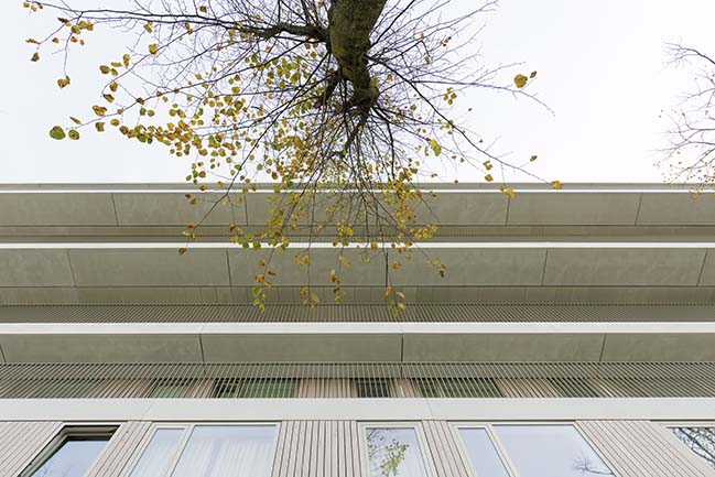 Klencke - Residential Complex in Amsterdam by NL Architects