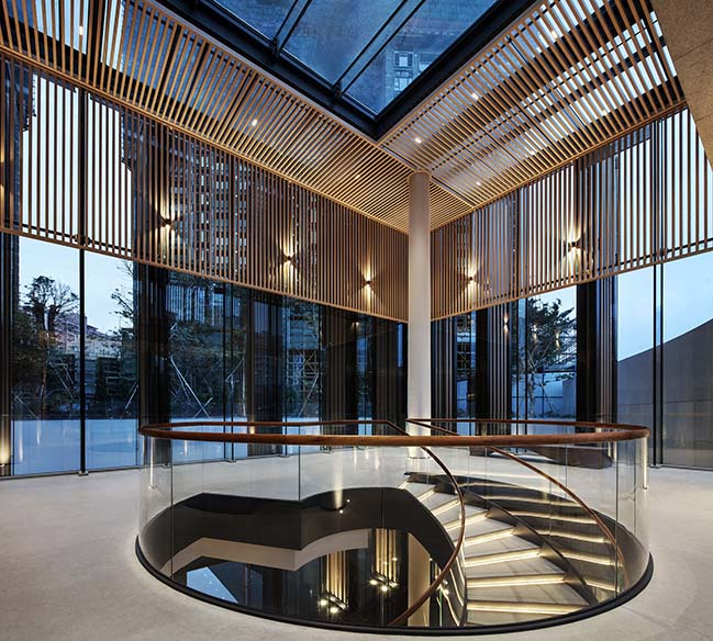 Shenzhen C Future City Experience Center by CCD/Cheng Chung Design (HK)