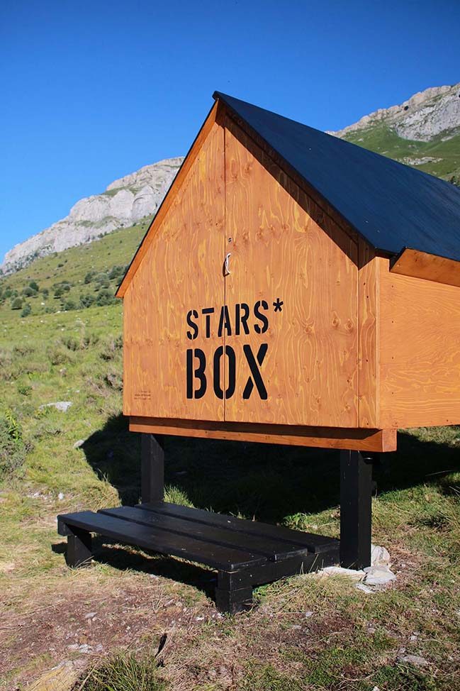 StarBOX by studio Officina82