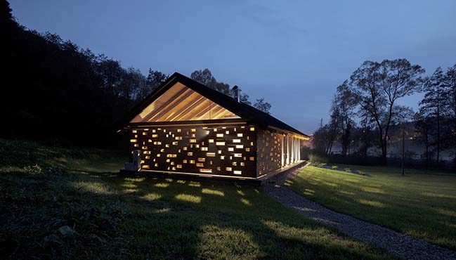 Meeting Barn by BXBstudio Bogusław Barnaś and MOSS Architektura Kajobrazu