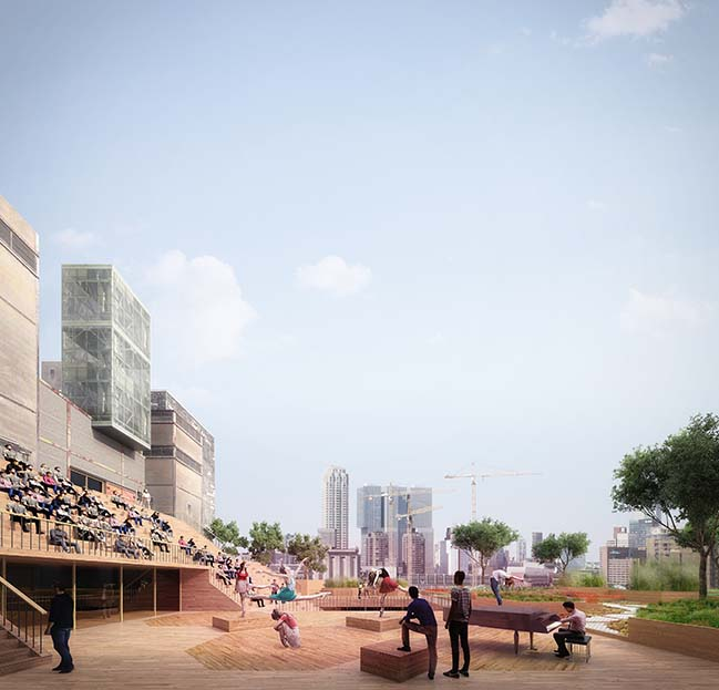 De Maassilotop by JA arquitectura + Groendak