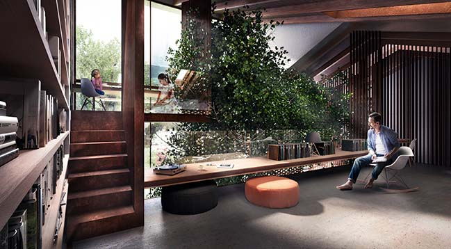 The Greenary by Carlo Ratti Associati