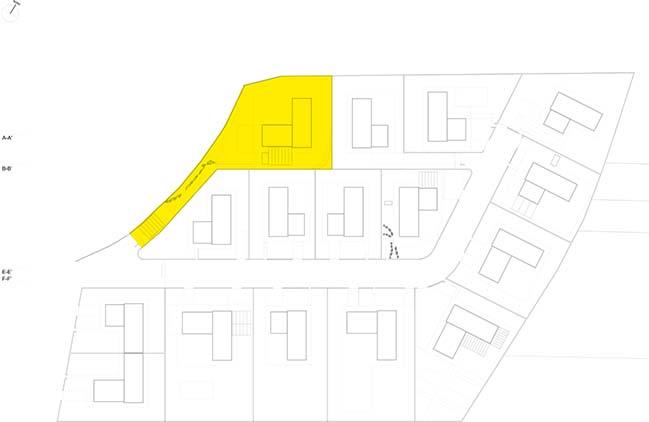 Garden Housing Lot 12 by Nunzio Gabriele Sciveres and Giuseppe Gurrieri
