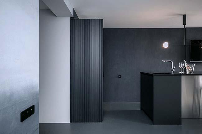 Midnight Flat by Zrobym Architects