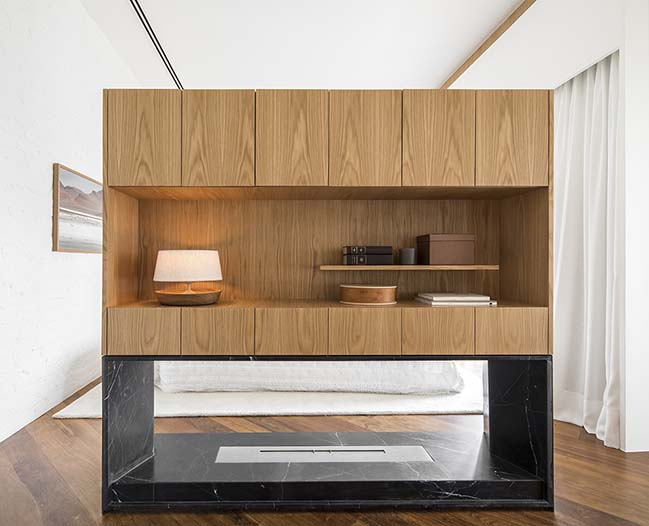 Apartment CKO by David Ito Arquitetura