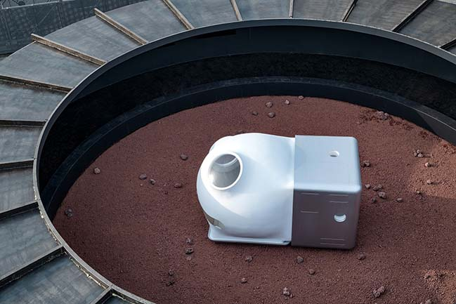 MARS Case Concept Prototype by OPEN Architecture