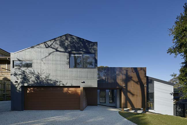 Miller House in Heathmont by Ark 8 Architects