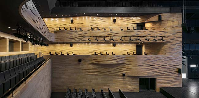 Fuzhou Strait Culture and Art Centre by PES-Architects