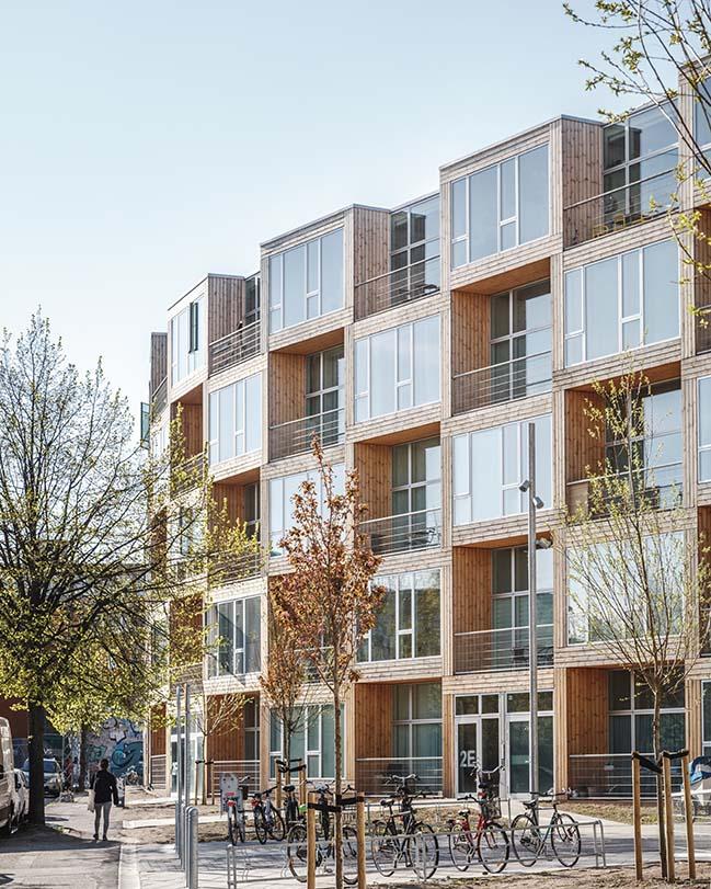 Dortheavej Residence by Bjarke Ingels Group