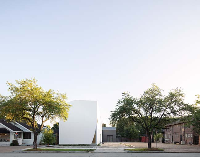 New Arts Space Designed by SCHAUM/SHIEH Opens in Houston