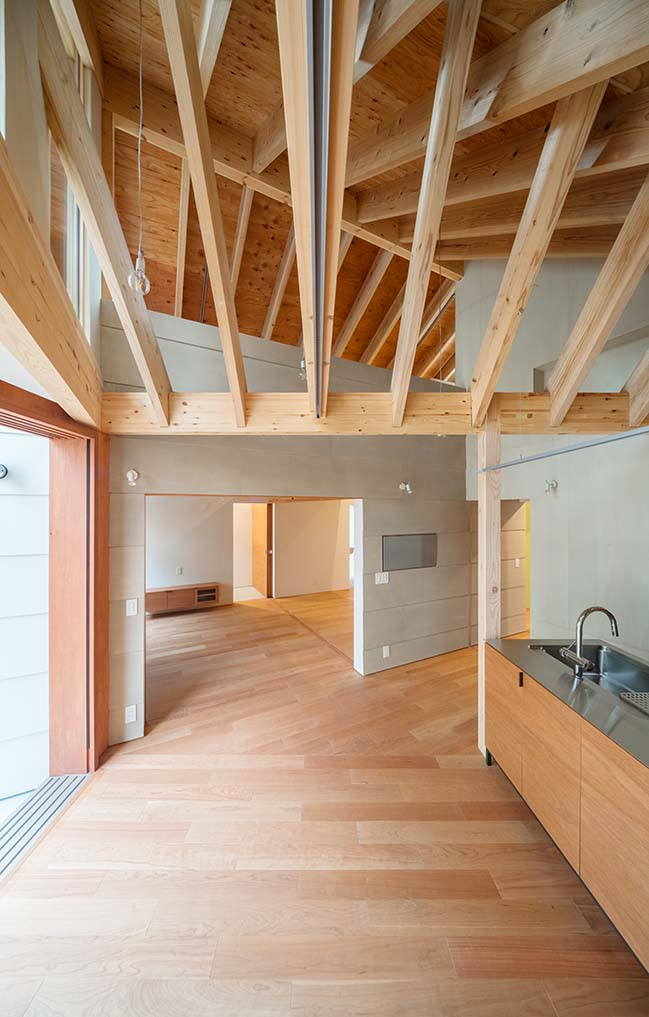 House in Zengo by Maki Yoshimura Architecture Office | MYAO