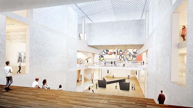 Museum of 20th Century by Herzog & de Meuron