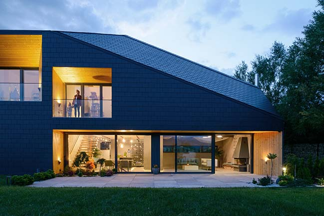 Black Rock by MUS ARCHITECTS