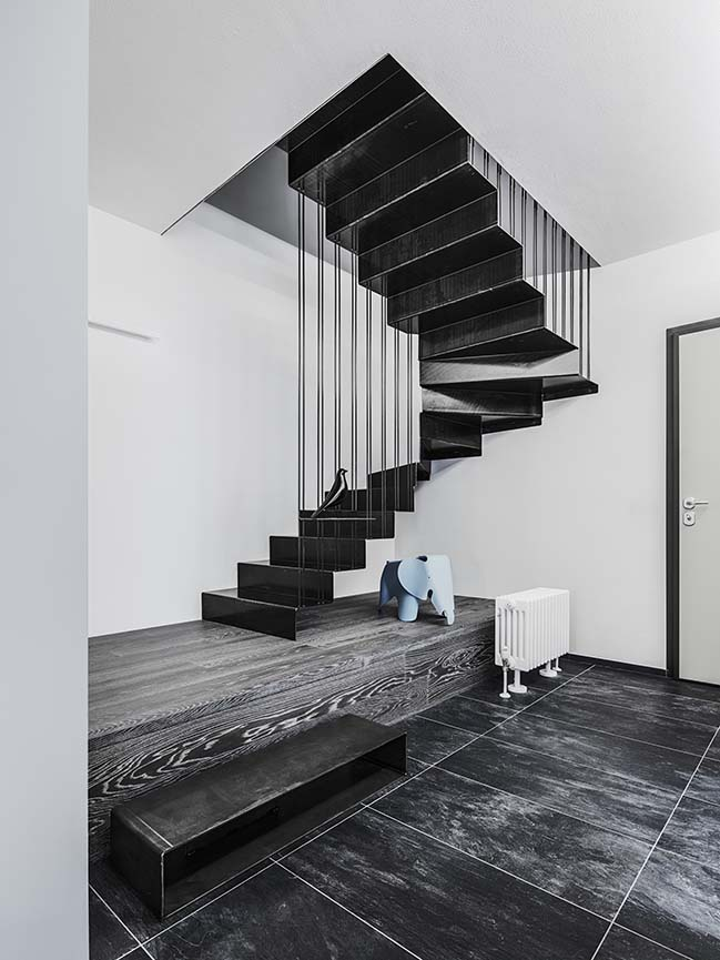 Drum Apartment in Guastalla by KM429 architettura