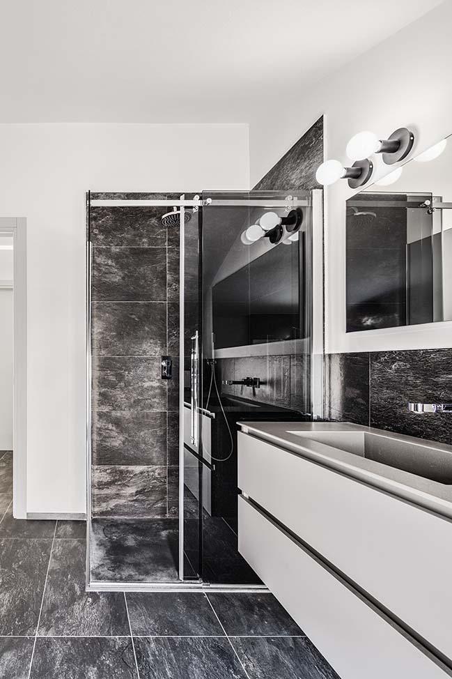 Drum Apartment in Guastalla by KM429 architettura