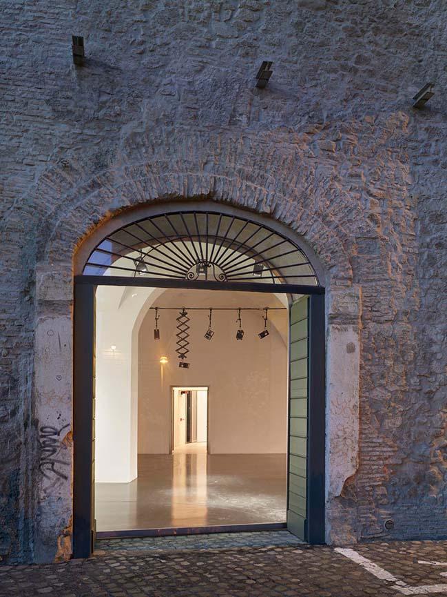 Alda Fendi Foundation - Esperimenti: Rhinoceros by Ateliers Jean Nouvel