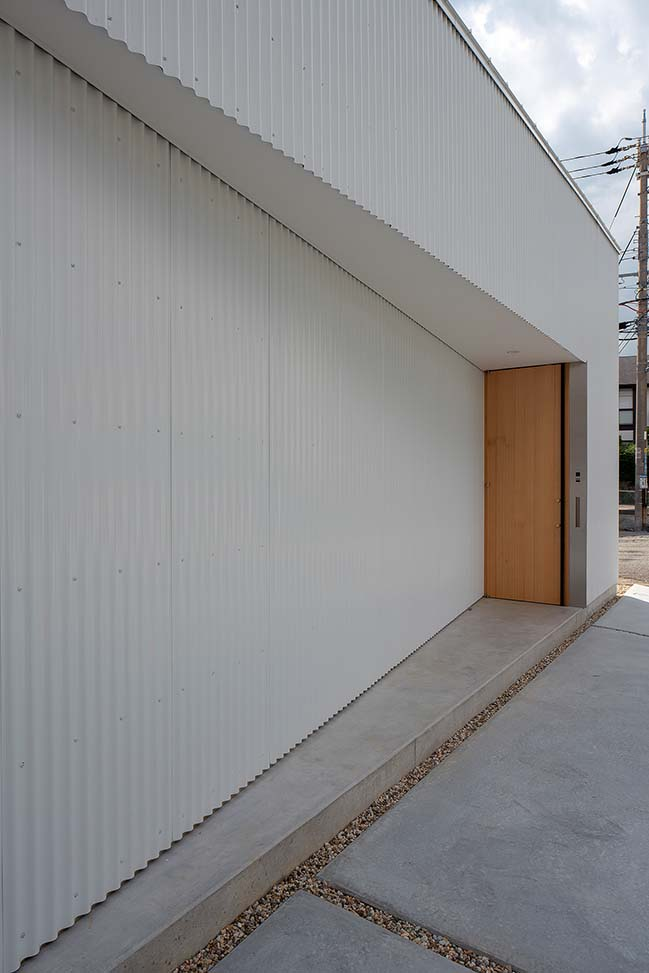 House in Takarazuka by arbol