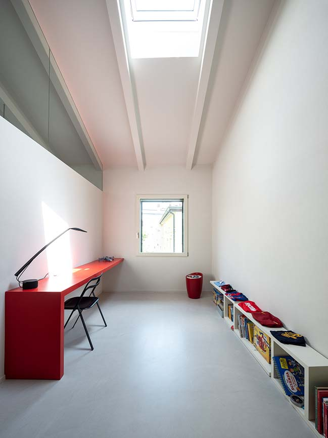 HCBC - Housecourtyard in Reggio Emilia by Studio NatOffice
