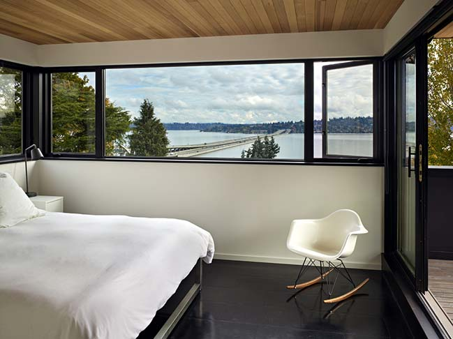 Cycle House in Seattle by chadbourne + doss architects