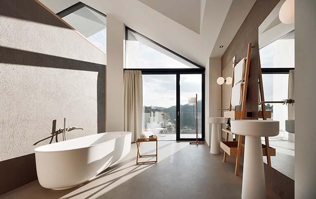Hotel Schgaguler by Peter Pichler Architecture