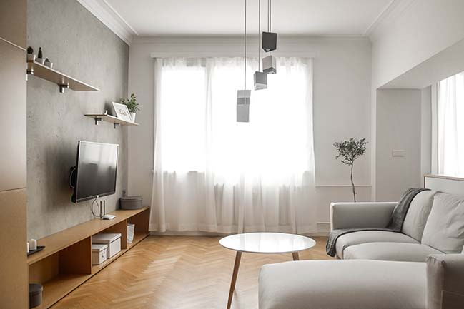 Apartment in Sofia by Simple Architecture