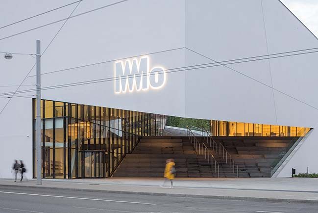 MO Modern Art Museum in Vilnius by Studio Libeskind