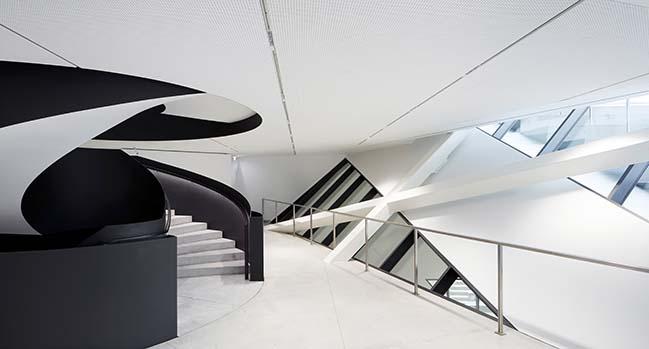 MO Modern Art Museum in Vilnius by Studio Libeskind