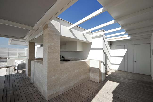 MC Penthouse in Rome by LAD