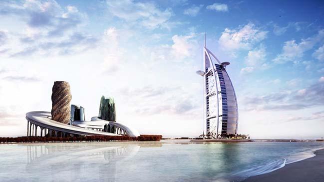 Fine Flower - Dubai Heart by HKA | Hermann Kamte & Associates