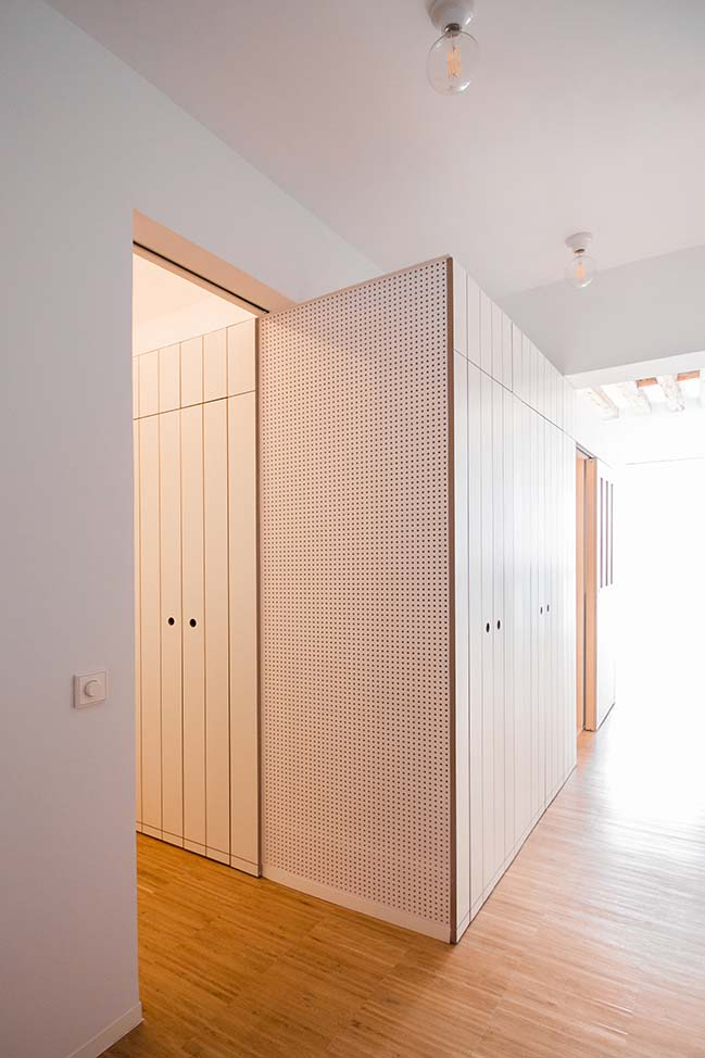 Parra House in Madrid by rubial•sanchez