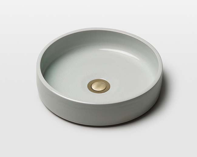 Ceramic Basin by Archier