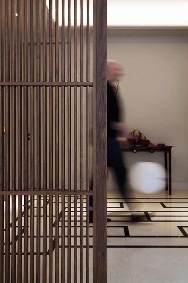 Hunan Lu Villa by Vudafieri-Saverino Partners