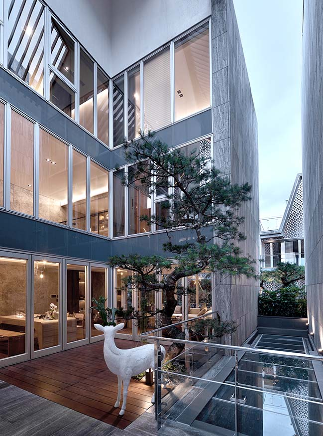 Breathing Houses Taipei by ROEWU architecture