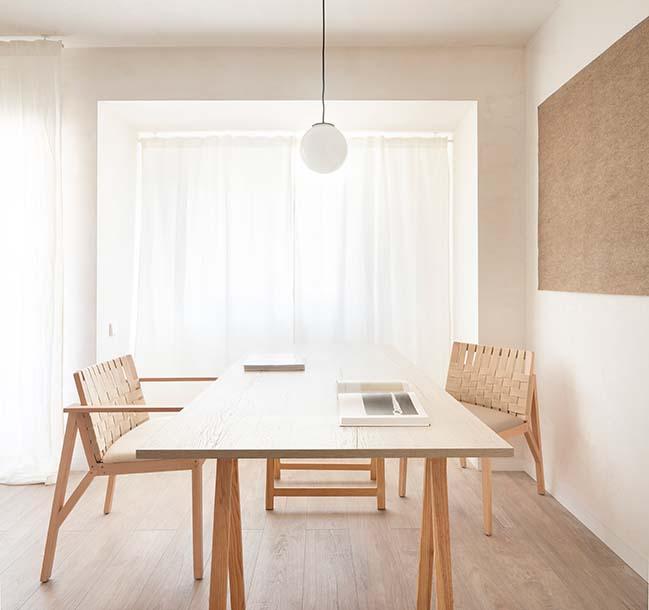 JJ Apartment in Valencia by Carlos Segarra Arquitectos