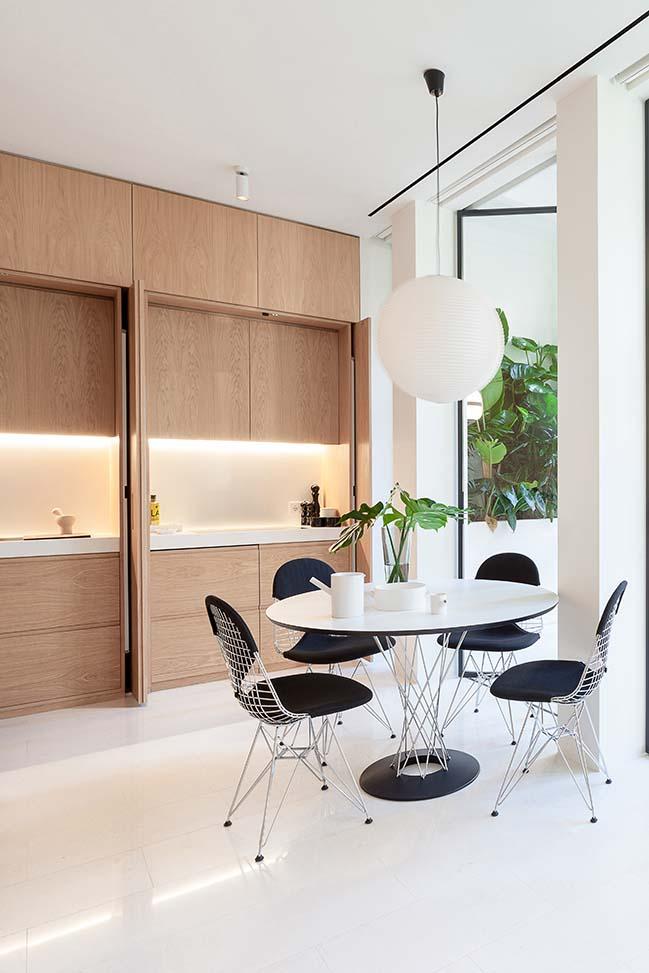 Argentona apartment by YLAB Arquitectos