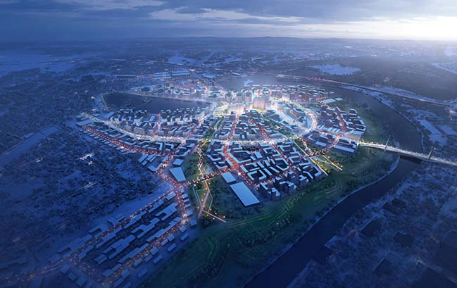 Zaha Hadid Architects selected to build new smart city west of Moscow