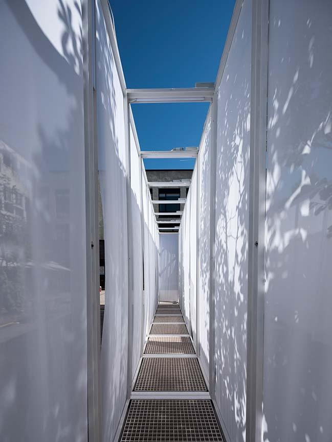 CO2 Pavilion Beijing by Superimpose Architecture