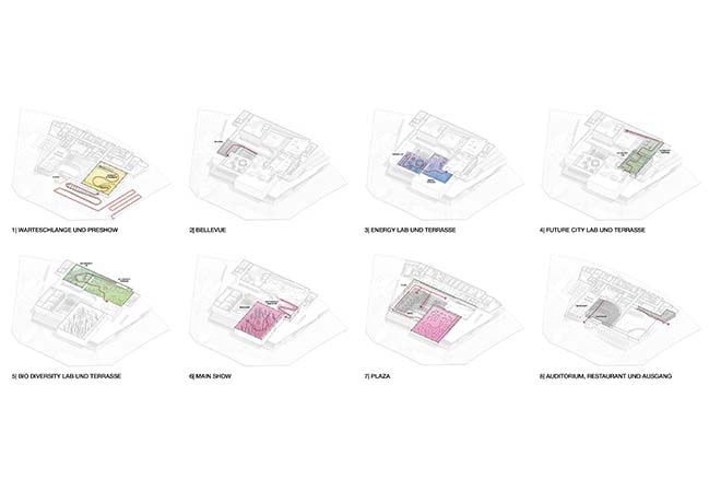 German Pavilion Expo 2020 Dubai by LAVA