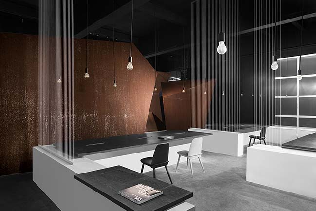 AD ARCHITECTURE designed their new office in Shantou