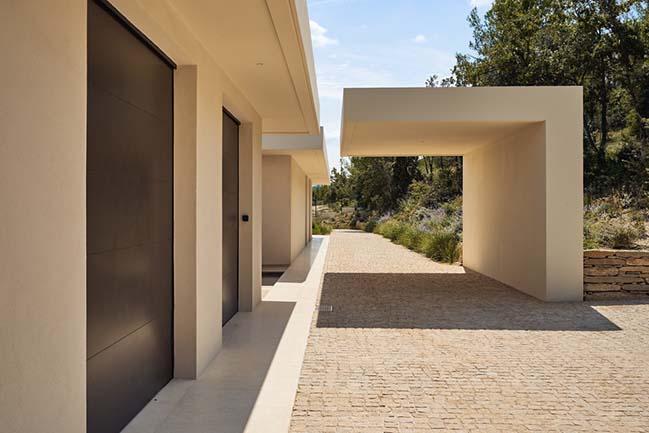 MaisonP Residence by PietriArchitectes